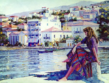 Mike Grecian Artist Paintings