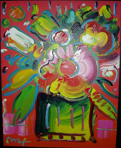 Peter Max Limited Editions And Originals