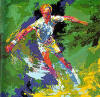 Leroy Neiman Stan Smith