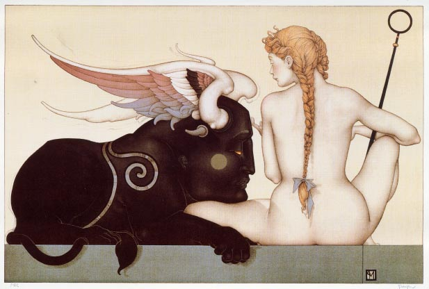 Preferenza Michael Parkes Limited Editions XA28