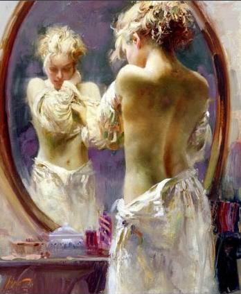Painting nudefemale Nude Photos 12