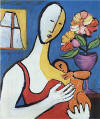 anthony quinn mother and child