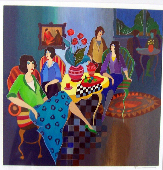a biography of tarkay a painter and a watercolorist Itzchak tarkay was born in 1935 in subotica on the yugoslav-hungarian border   as well as being an acrylic painter and watercolorist, tarkay was a master.